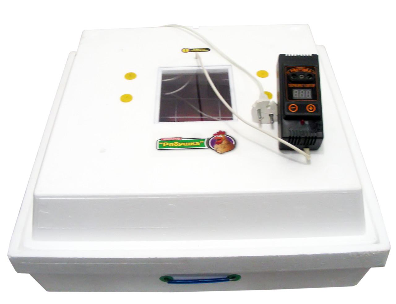 Инкубатор «Рябушка-2» ИБМ-70-Ц с механическим переворотом и цифровым терморегулятором, фото 1