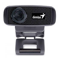 Веб-камера 1.0 Мп з мікрофоном Genius FaceCam 1000X HD Red (32200223101)
