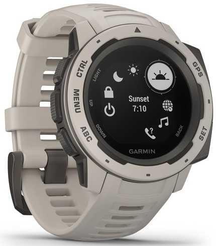 Смарт-годинник Garmin Instinct Tundra