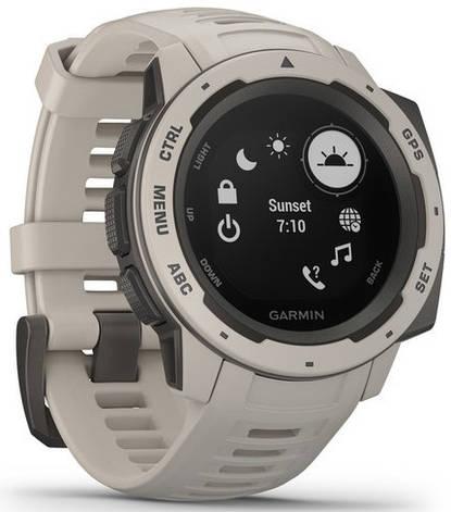 Смарт-годинник Garmin Instinct Tundra, фото 2
