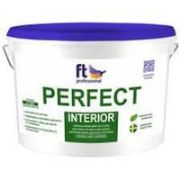 Краска для стен и потолков PERFECT INTERIOR 3 л