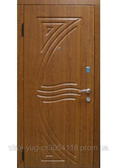 Дверь входная металлическая «Комфорт», модель Парус, 850*2040*70