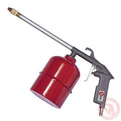 Пистолеты для смазки, силикона, распыления жидкостей, под гравитекс