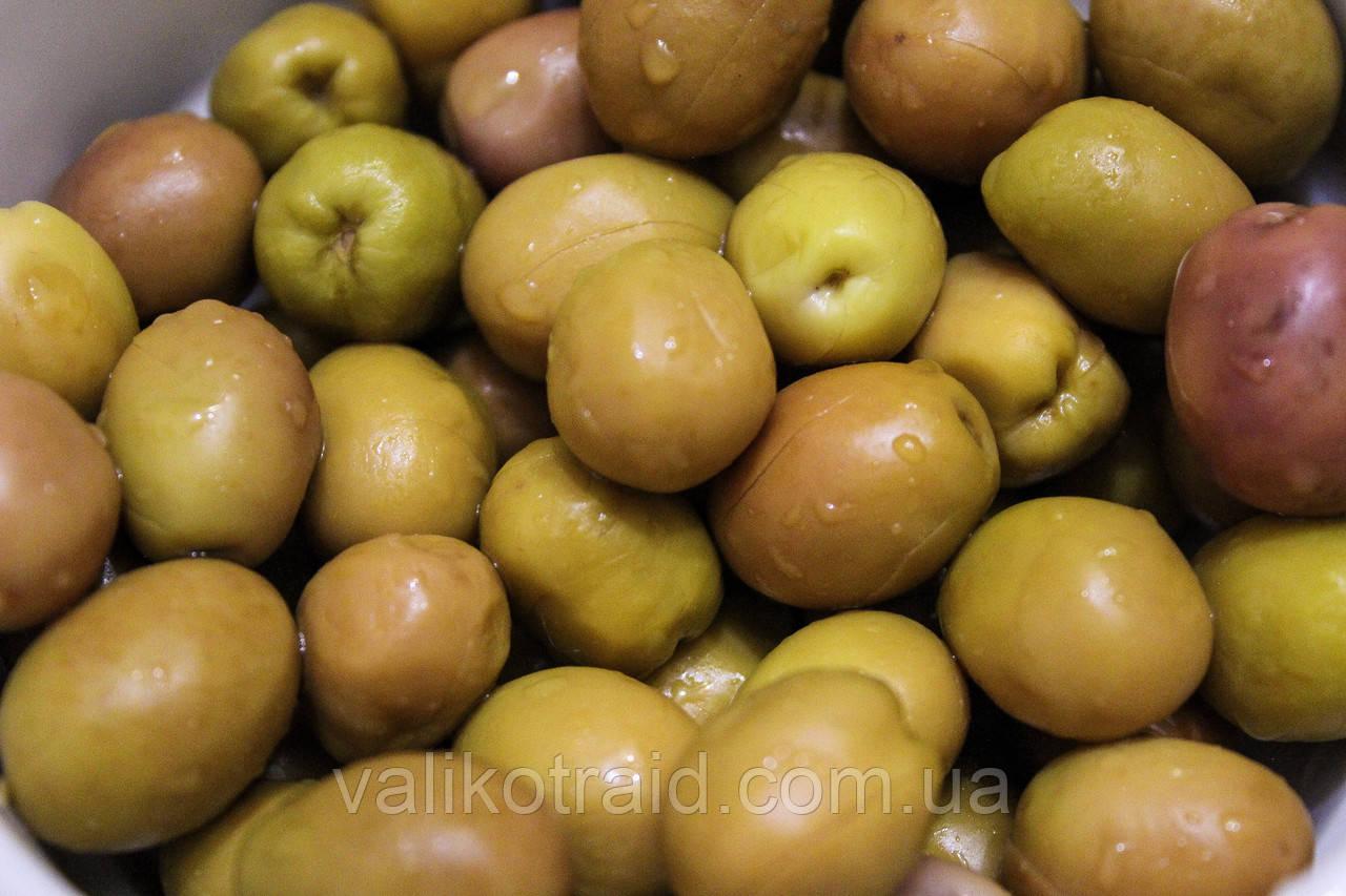Оливки зеленые Турция соленые размер 200/280