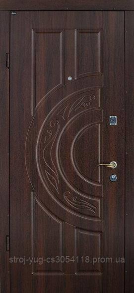 Дверь входная металлическая «Комфорт», модель Рассвет, 850*2040*70