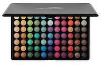 Тени для макияжа 88 цветов полноцветные. Палитра/палетка теней
