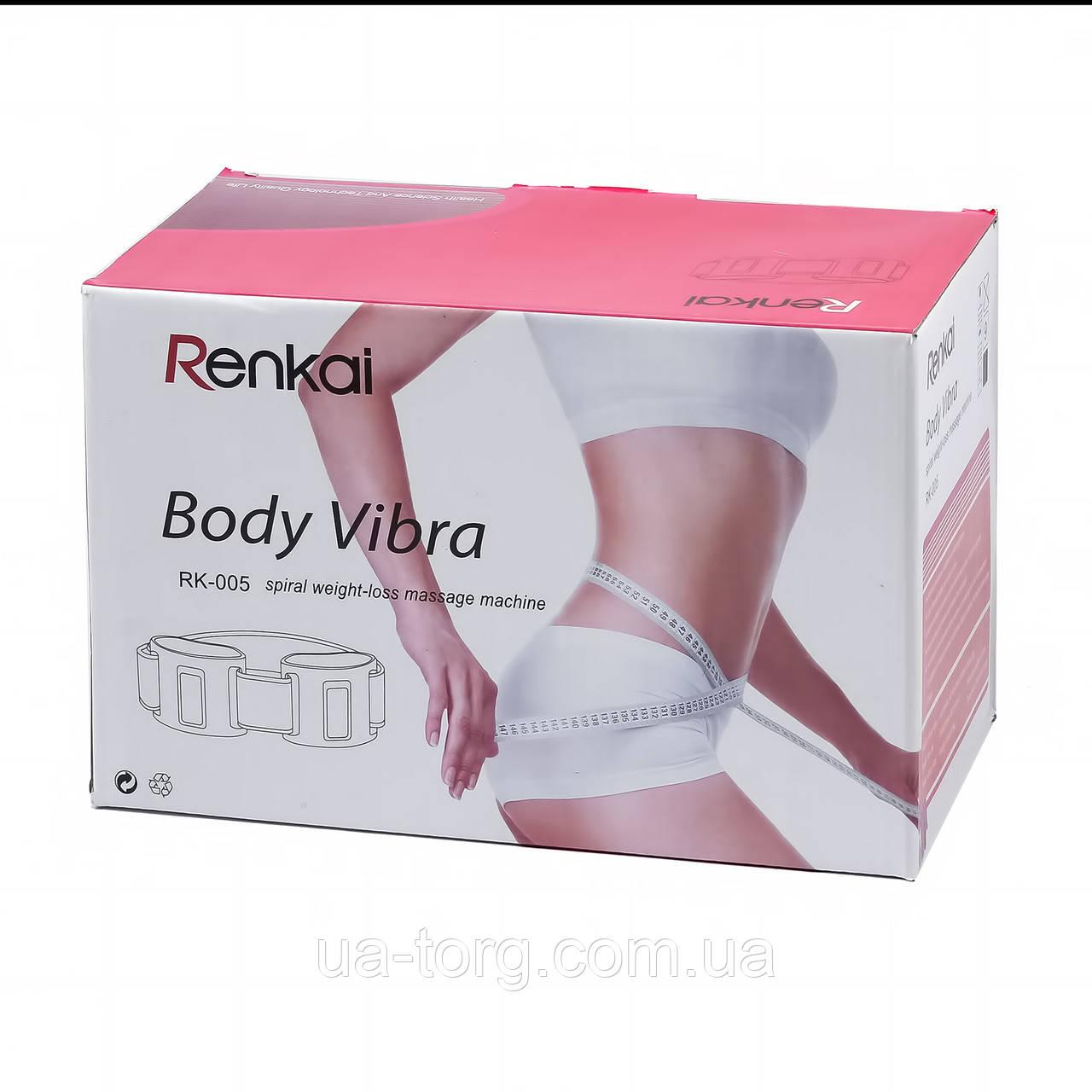 Пояс для похудения Body Vibre