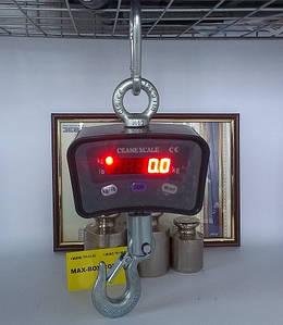 Весы крановые 300 кг – OCS-A Центровес