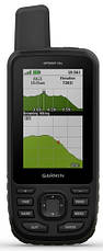 Туристичний GPS-навігатор Garmin GPSMAP 66s, фото 3
