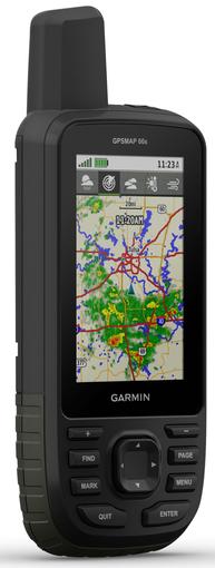 Туристичний GPS-навігатор Garmin GPSMAP 66s