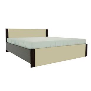 Ліжко (кровать) в спальню з ДСП/МДФ 140 New York 16 Blonski