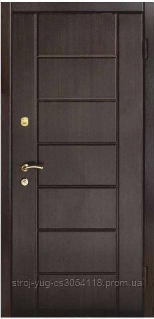 Дверь входная металлическая «Комфорт», модель Токио, 850*2040*70