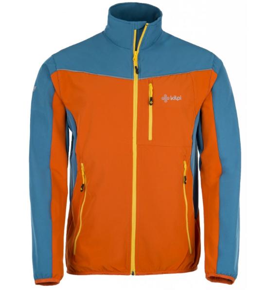 Ветровка Kilpi BANDIT-M оранжевый M (EM0073KIORNM)