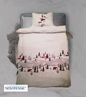 Детский комплект постельного белья из натурального хлопка