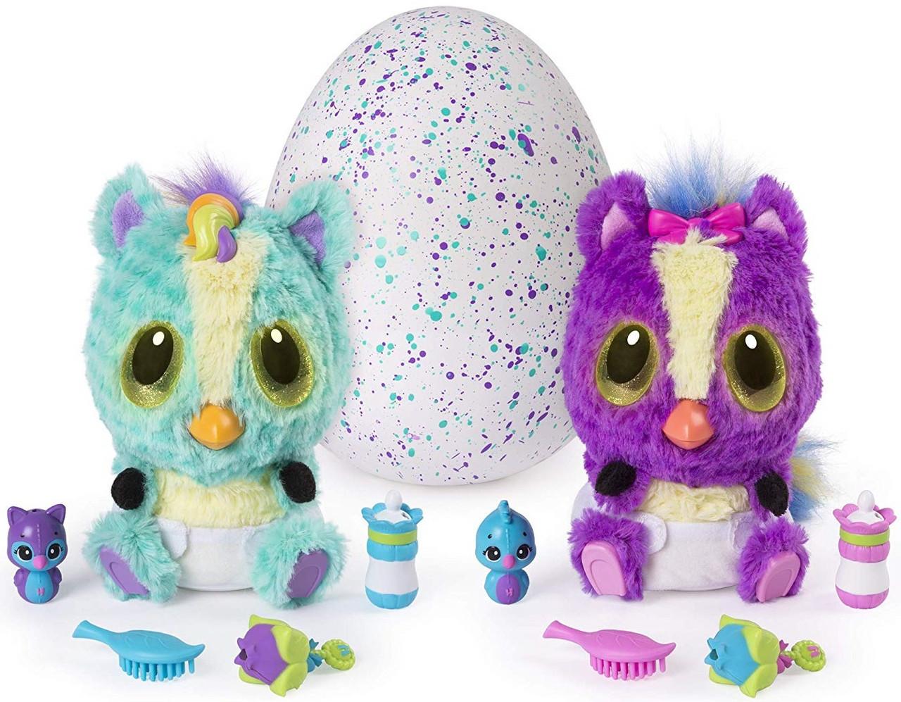 Hatchimals HatchiBabies Ponette Интерактивное яйцо, Хатчималс малышПонет в яйце, Spin Master Оригинал из США