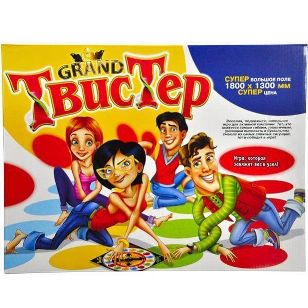 Игра напольная «Твистер Grand»