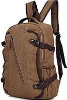 Рюкзак Vintage 14586 Коричневый, Коричневый