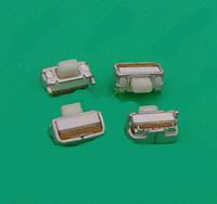 Кнопка включения (громкости) (2 pin, 4mm) Samsung J5008, J500F, J500H, J500M, J510F, J510FN, J510G Original