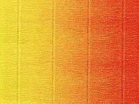 Креп бумага 576/9 Cartotecnica rossi водоотталкивающая двухцветная