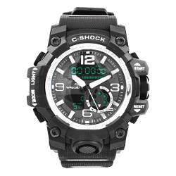 Часы наручные C-SHOCK GG-1000B Black-Silver, Box