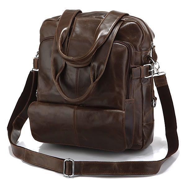 559ca5327ac4 Купить Сумка рюкзак кожаная 14150, Коричневый в Харькове от компании ...