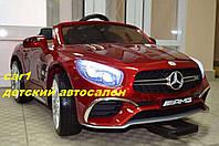 Машина М 3583 EBLRS Детский электромобиль  Mercedes SL65 AMG цвета в ассортименте