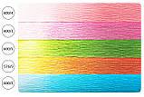 Креп бумага 600/5 Cartotecnica rossi водоотталкивающая двухцветная, фото 2