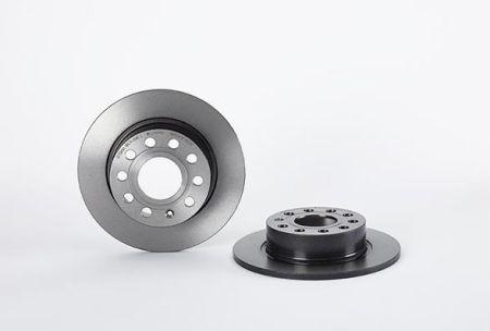 Тормозной диск задний AUDI A3, SEAT ALTEA, SEAT LEON, VW GOLF VI 08.9502.11 BREMBO