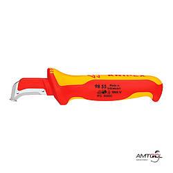 Нож для удаления изоляции VDE - Knipex 98 55