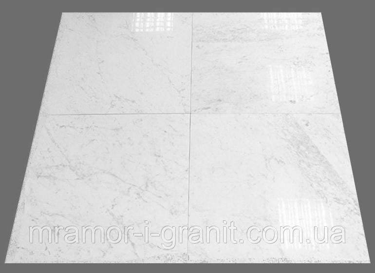 Белая плитка Bianco Carrara