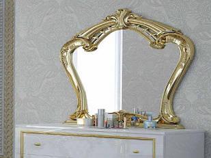 Дзеркало на стіну з ДСП/МДФ у вітальню спальню Єва Миро-Марк