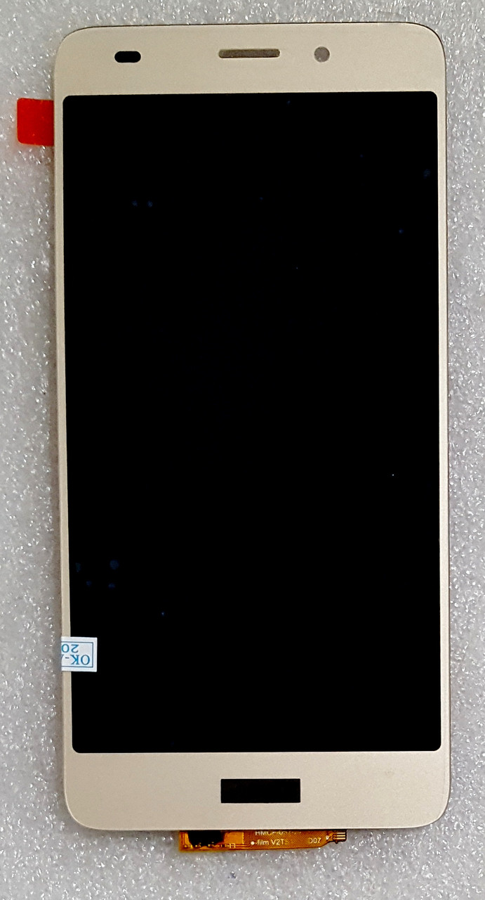 Модуль (сенсор + дисплей) для Huawei GT3 (NMO-L31), Honor 5C, Honor 7 Lite золотий