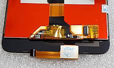 Модуль (сенсор + дисплей) для Huawei GT3 (NMO-L31), Honor 5C, Honor 7 Lite золотий, фото 3