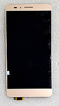 Модуль (сенсор+дисплей) для Huawei GR5, Honor 5X, Honor X5 (KIW-L21) золотий, фото 3