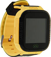 Смарт-часы UWatch Q528 Kid smart watch Yellow