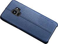 Чехол-накладка Usams Joe Series Samsung Galaxy S9 Blue