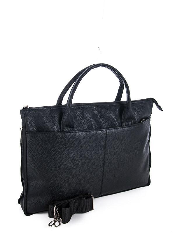 c607b7330bd3 Мужской портфель 7410 черный. Пошив сумок под заказ, цена 390 грн., купить  в Одессе — Prom.ua (ID#734404829)
