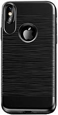Чехол-накладка Usams Lavan Series Apple iPhone X Black, фото 2