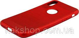 Чехол-накладка Usams Lavan Series Apple iPhone X Red, фото 2