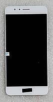 Модуль (сенсор+дисплей) для Huawei Honor 8 (FRD-L09/FRD-L19) білий, фото 3