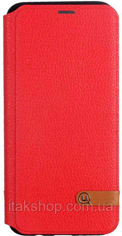 Чехол-накладка Usams Duke Series Apple iPhone X Red, фото 2