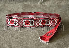 Тесьма украинская цветок(орнамент)  5см/>10м