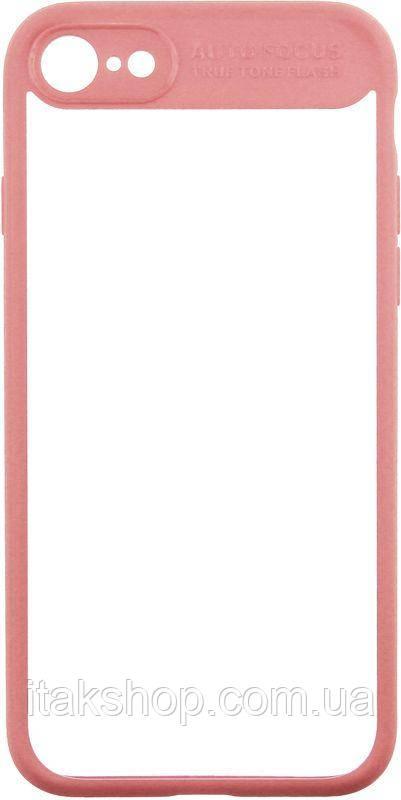 Чехол-накладка Usams Mant Series Apple iPhone 7/8 Pink