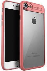 Чехол-накладка Usams Mant Series Apple iPhone 7/8 Pink, фото 2
