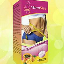 MinuSize - Высокоэффективные шипучие таблетки для похудения (МинуСайз) - ОРИГИНАЛ