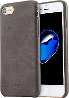 Чехол-накладка Usams Bob Series Apple iPhone 7/8 Dark Gray