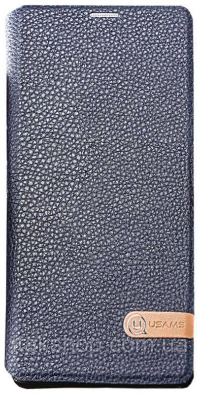 Чехол-накладка Usams Duke Series Samsung Galaxy Note 8 Blue