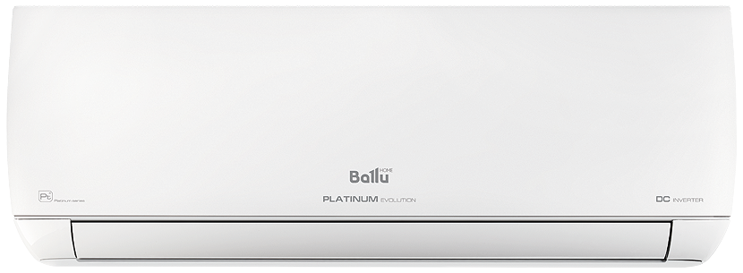 Тепловой насос BALLU Platinum Evolution DC inverter серии воздух-воздух BSUI-12HN8 WiFi