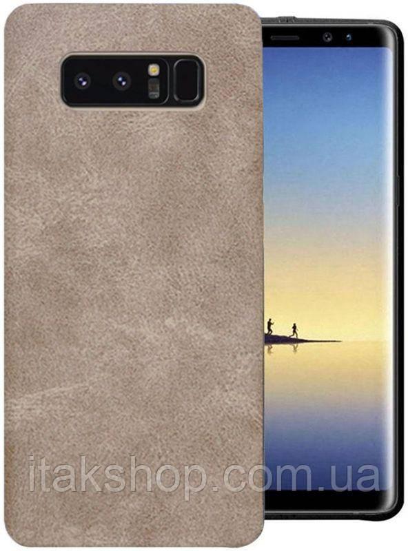 Чехол-накладка Usams Bob Series Samsung Galaxy Note 8 Cream Coloured
