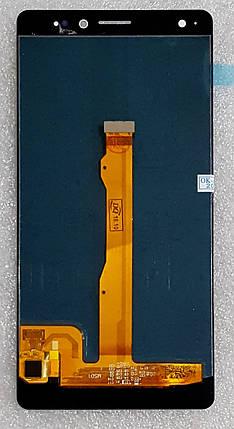 Модуль (сенсор + дисплей) для Huawei MATE S (CRR-L09) білий, фото 2